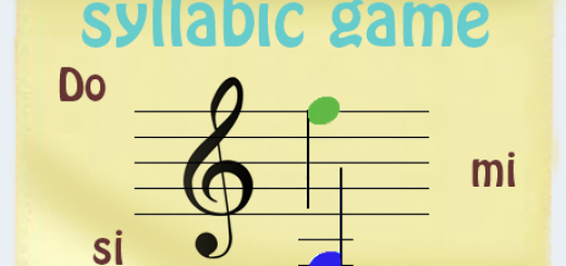 sheet music syllabic game 1