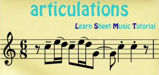 articulations sheet music tutorial tumb